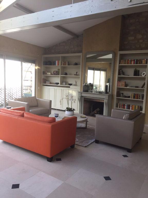 Appartement Boulogne Billancourt 6 pièce(s) 194 m2
